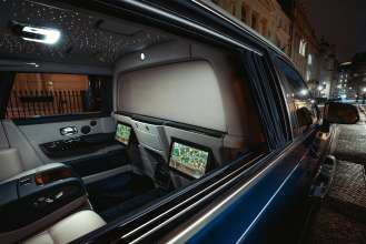 ROLLS-ROYCE MOTOR CARS PRIVACY SUITE