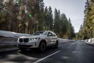 BMW iX3 Slovenia (03/2021)