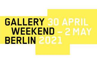BMW is main partner of the Gallery Weekend Berlin 2021. Art weekend takes place from April 30 to May 2, 2021.