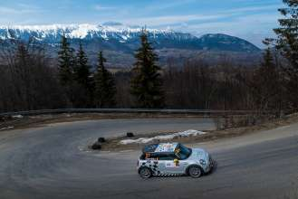 Vitesco Technologies MINI Electric Racinng #MIMI, Hill Climb Race Cheile Gradistei 2021 (04/2021)