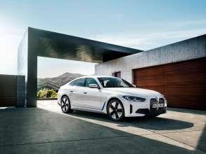 The BMW i4 eDrive40 (6/2021)