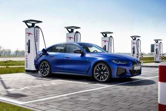 The BMW i4M50 (6/2021)