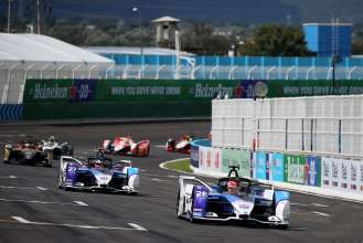 BMW i Andretti Motorsport produces good pace on Saturday in Puebla – Jake Dennis finishes in fifth place.