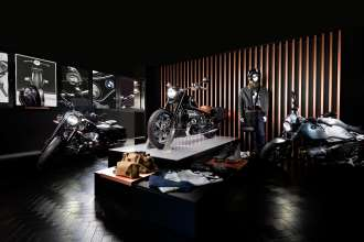 BMW Motorrad Showroom – MD Bavaria in Žilina/ Slovakia - 2021 (06/2021)