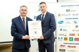 JCI Slovakia and Best University Student of the Year Award - powered by BMW - Sustainability Award (07/2021)