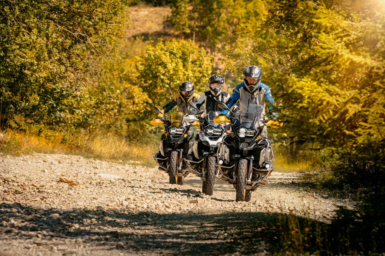 The Kings of Adventure in their new avatars The new BMW R 20 GS ...