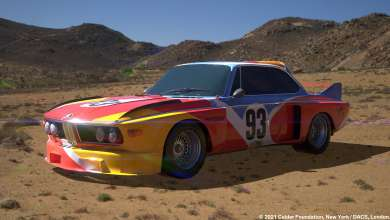 The BMW Art Cars go digital. Acute Art and BMW are presenting the first ever BMW Art Cars exhibition in augmented reality.