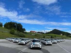 The MINI Electric as a company car: Biogena takes over the largest MINI Cooper SE fleet.