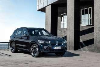 The new BMW iX3 (8/2021)