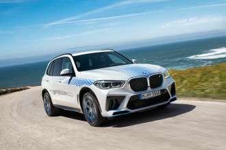BMW iX5 Hydrogen (08/2021)