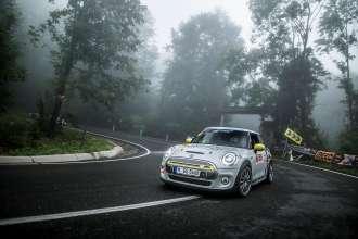 MINI Electric Racing, Baia Mare Hill Climb 2021, Romania, photos by Rally Art.ro (08/2021)