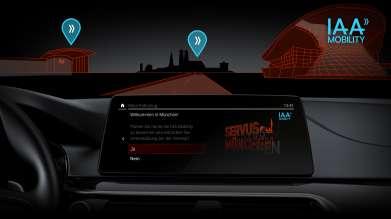 "Key Visual ""BMW Intermodal Companion @IAA MOBILITY"". (09/2021)"