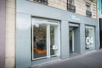 Pop-up store BMW CE 04 – Paris (09/2021)