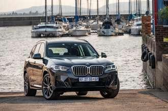 BMW X3 20d (10/2021)
