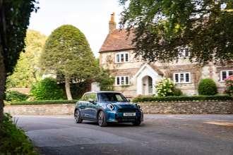 Goodwood, steam and old castles: through West Sussex in the MINI Cooper S 5-door.