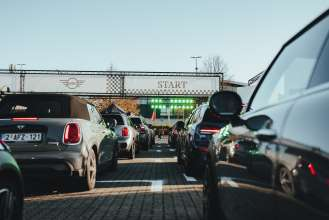 The MINI Tour // Waregem, Libramont, Mechelen (10/2021)