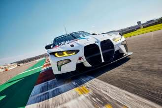 BMW M Motorsport News, 25th October 2021.