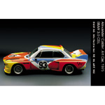 Alexander Calder, Art Car, 1975 - BMW 3.0 CSL