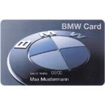 BMW Card (10/2001)