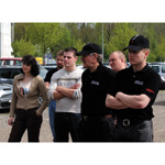 MINI RACE CHALLENGE, Briefing (05/2003)