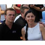 MINI Race Challenge, 7. Lauf, Anneau du Rhin (F), Burgmer und Sieber (08/2003)
