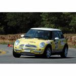 MINI Race Challenge, 7. Lauf, Anneau du Rhin (F), Sieber (08/2003)