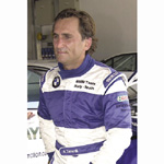 Alex Zanardi is going to race again. He will be participating driving a specially modified BMW 320i in the last FIA ETCC race to be held in Monza on October 19, 2003 (09/2003)
