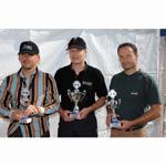MINI Race Challenge, 9. Lauf, Altenrhein, Lienhard, Siegenthaler, Balsiger (09/2003)