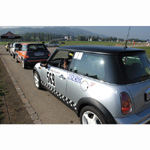 MINI Race Challenge, 9. Lauf, Altenrhein (09/2003)