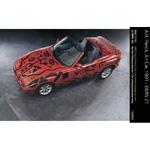 A.R. Penck, Art Car, 1991 - BMW Z1 (12/2003)