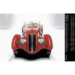 75 years BMW automobiles: BMW 328, 1936 (03/2004)