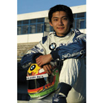 Formula 1 test Jerez, 11.12.2003, Ho-Pin Tung (China) (12/2003)