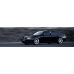 BMW Individual 7 Series. Paint finish: Carbon Black metallic (02/2004)