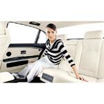 BMW Individual 7 Series. Leather: Merino Platinum - Interior trim strips: Piano Finish Black (02/2004)
