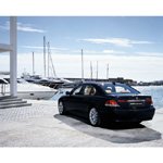 BMW Individual 7 Series with Maritime Equipment: Paint finish: Midnight blue metallic (02/2004)