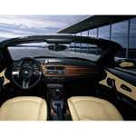 BMW Individual Z4 with Maritime Equipment. Leather: Merino Champagne - Interior trim strips: Mahogany (02/2004)