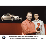 What Car? Car of the year - the new BMW 320d ES (01/2006)