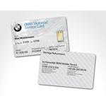 BMW Motorrad Service Card (03/2006)