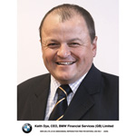 Keith Dye, CEO, BMW Financial Services (GB) Limited (05/2006)