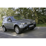 25 Years All-Wheel-Drive Expertise - BMW X3 3.0sd model year 2006 (10/2010)