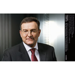 Dr. Norbert Reithofer, BMW Group, Chairman of the Board of Management of BMW AG (12/2006)