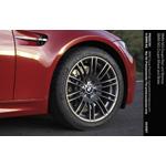 BMW M3 Coupé Wheel and Brake (03/2007)