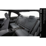 BMW M3 Coupé Single Rear Seats (03/2007)