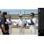 Nick Heidfeld BMW Sauber F1 Team Driver 2007, Mark Bradford (Sailing), Jose Manuel Lara (Golf), BMW Sports Challenge, Circuit Ricardo Tormo Valencia, Spain (05/2007)