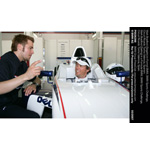 Mark Bradford (Sailing) in a Formula BMW, BMW Sports Challenge, Circuit Ricardo Tormo Valencia, Spain (05/2007)