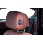 Active headrests in the new BMW 6 Series Coupé (06/2007)