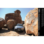BMW Driver Training, Namibia Tour Experience (07/2007)