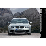 BMW M3 Sedan (09/2007)