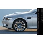 BMW M3 Sedan Wheel and Brake (09/2007)