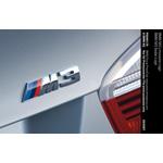 BMW M3 Sedan Logo (09/2007)